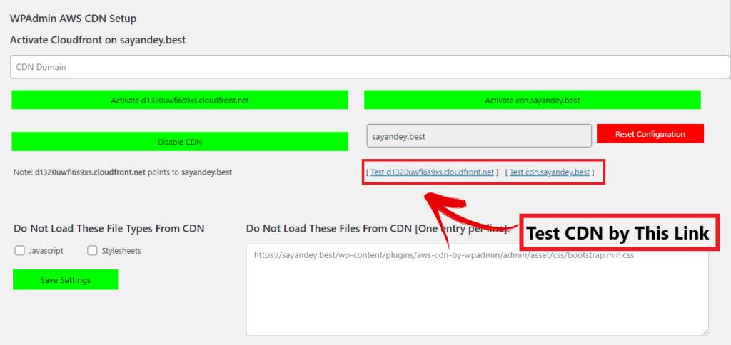 SetUp Amazon CloudFront With WordPress
