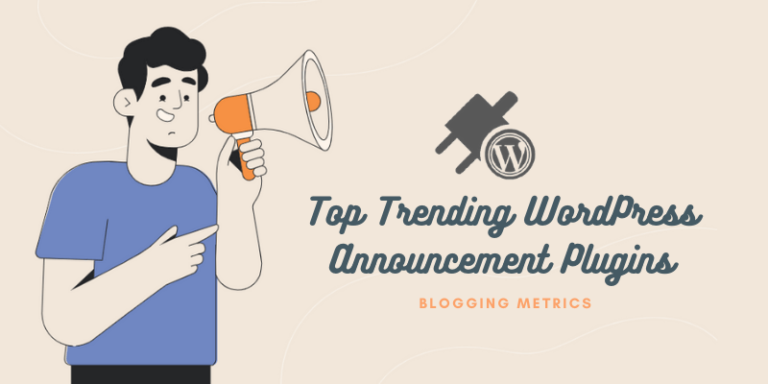 wordpress announcement plugins